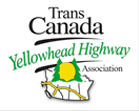 Transcanada Yellowhead Highway Association Logo